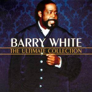 Barry White: Ultimate Collection, The - Cover