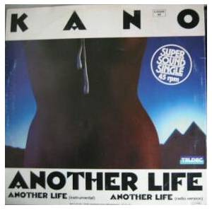 Kano: Another Life - Cover
