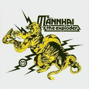 Mannhai: Exploder, The - Cover