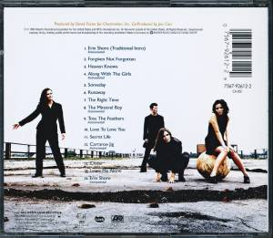 The Corrs: Forgiven, Not Forgotten (CD) - Bild 4