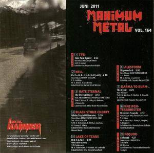 Metal Hammer - Maximum Metal Vol. 164 (CD) - Bild 2