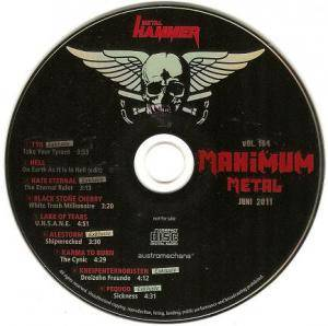 Metal Hammer - Maximum Metal Vol. 164 (CD) - Bild 3