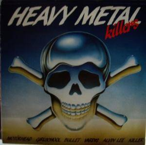 Heavy Metal Killers (LP) - Bild 1