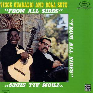 Cover - Vince Guaraldi & Bola Sete: From All Sides