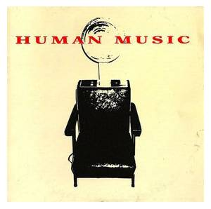 Cover - Urinals, The: Human Music