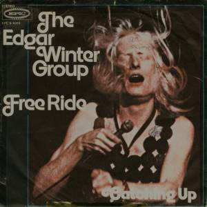 Cover - Edgar Winter Group, The: Free Ride