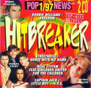 Cover - Take Black: Hitbreaker - Pop News 1/97