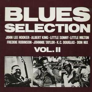 Cover - Freddie Robinson: Blues Selection Vol. II