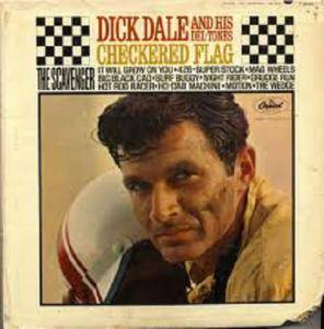 Cover - Dick Dale & His Del-Tones: Checkered Flag