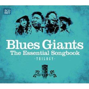 Cover - Big Bill Broonzy & Washboard Sam: Blues Giants - The Essential Songbook