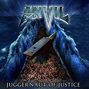 Anvil: Juggernaut Of Justice - Cover