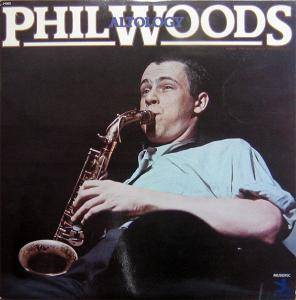 Cover - Phil Woods: Altology
