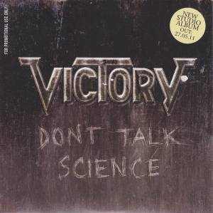 Cover - Victory: Don't Talk Science