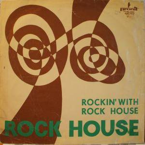 Rock House: Rockin' With Rock House - Cover