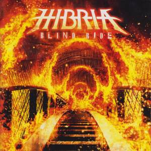 Hibria: Blind Ride - Cover