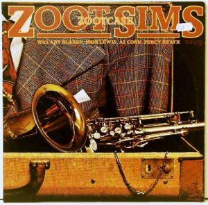 Cover - Zoot Sims: Zootcase