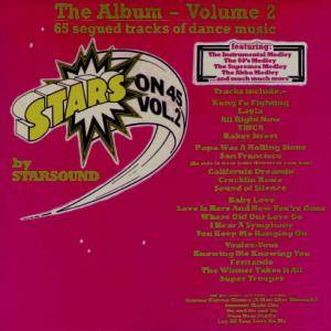 Cover - Starsound: Stars On 45 Vol. 2