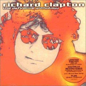 Cover - Richard Clapton: Definitive Anthology, The