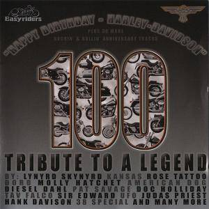 "Cover - UFO: ""Happy Birthday - Harley Davidson"" 100 Tribute To A Legend"