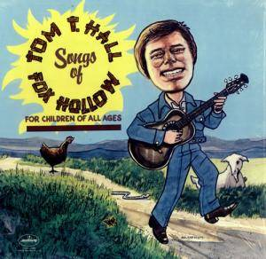 Cover - Tom T. Hall: Songs Of Fox Hollow