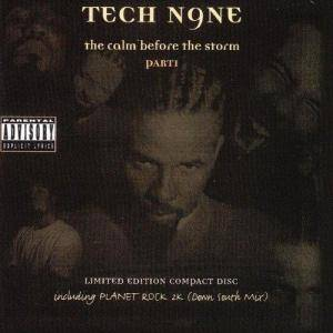 Cover - Tech N9ne: Calm Before The Storm: Part 1, The