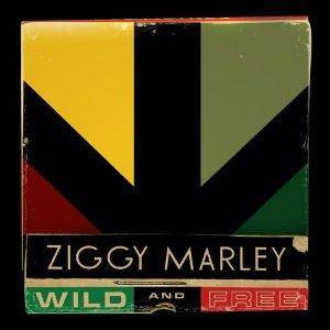 Cover - Ziggy Marley: Wild And Free