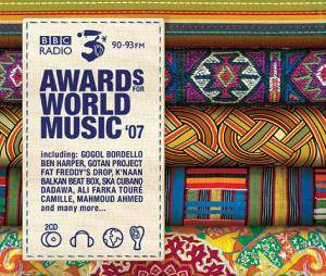 Cover - Maurice El Médioni & Roberto Rodriguez: Awards For World Music 2007