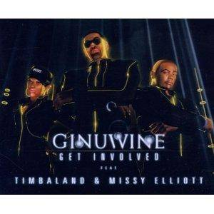 Cover - Ginuwine Feat. Timbaland & Missy Elliott: Get Involved