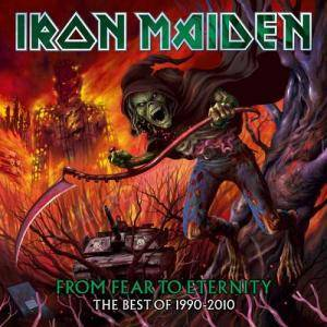 Iron Maiden: From Fear To Eternity - The Best Of 1990-2010 - Cover