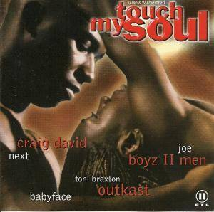Cover - Siesto: Touch My Soul - The Finest Of Black Music 1/2001