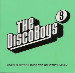 Cover - Various Artists/Sampler: Disco Boys - Vol. 03, The