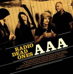 Cover - Radio Dead Ones: AAA