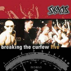 Skaos: Breaking The Curfew - Cover