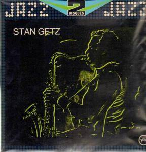 Cover - Stan Getz: Jazz History