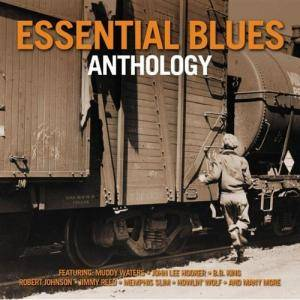 Cover - Lil' Son Jackson: Essential Blues Anthology