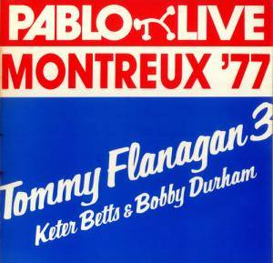 Cover - Tommy Flanagan: Tommy Flanagan 3 - Montreux '77