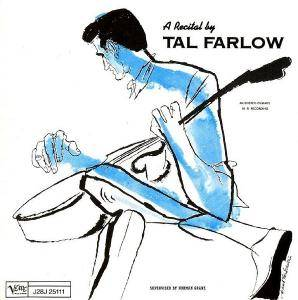 Tal Farlow: Recital By Tal Farlow, A - Cover