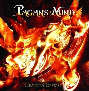 Pagan's Mind: Heavenly Ecstasy - Cover