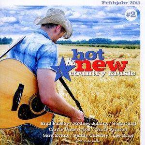 Cover - Eric Heatherly: Hot & New Country Music Vol. 2