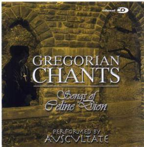 Cover - Gregorian Chants: Songs Of Celine Dion