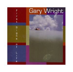 Cover - Gary Wright: First Signs Of Life