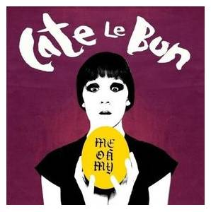 Cover - Cate Le Bon: Me Oh My