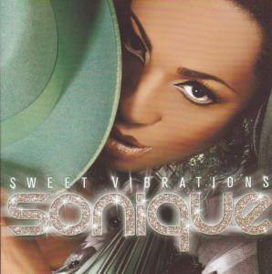 Cover - Sonique: Sweet Vibrations