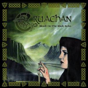 Cruachan: Blood On The Black Robe - Cover
