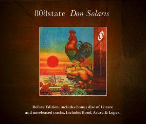 Cover - 808 State: Don Solaris