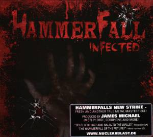 HammerFall: Infected - Cover