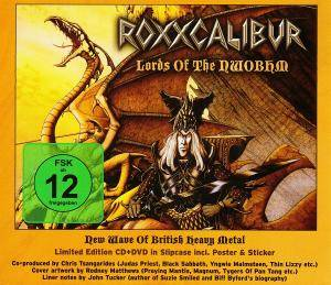 Roxxcalibur: Lords Of The NWOBHM (CD + DVD) - Bild 1