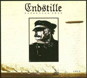 Endstille: Infektion 1813 - Cover