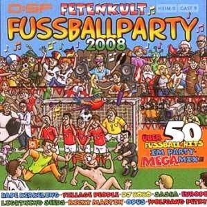 Cover - Tim Toupet Feat. DJ Padre: Fetenkult Fussballparty 2008