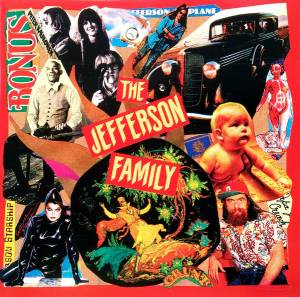 Cover - Grace Slick: Jefferson Family, The